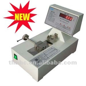 Crimped wire pull testing equipment