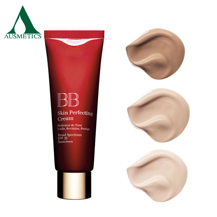 Hot selling facial BB cream anti aging sunscreen whitening lotion bb cream