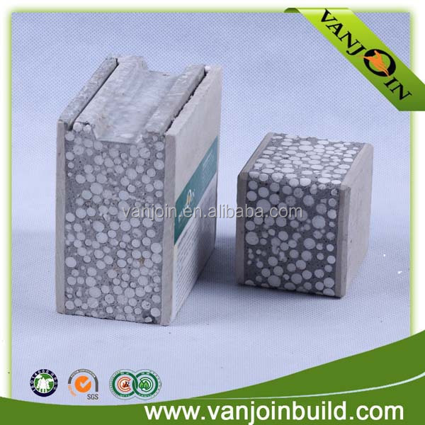 EPS Concrete Fast Building Wall Panel System