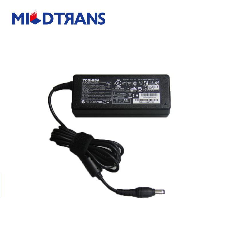 65W Laptop AC Adapter 19V 231A Universal For DELL