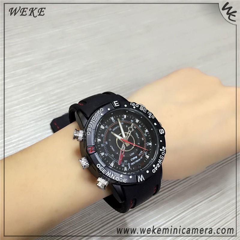 Wholesale Shenzhen Manufacturer 8gb Hd Waterproof Spy Watch Camera ...
