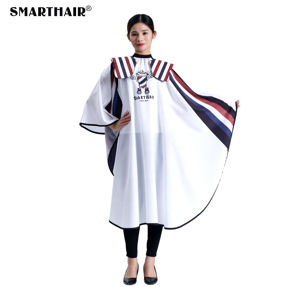 Sublimatie Haar Knippen Catcher Kapper Man Kapper Cape Kleding Polyester Smocks En Schorten En Capes Amazon