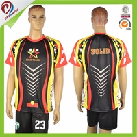 Promotional blank raglan custom sublimated kids/adults sport t shirt