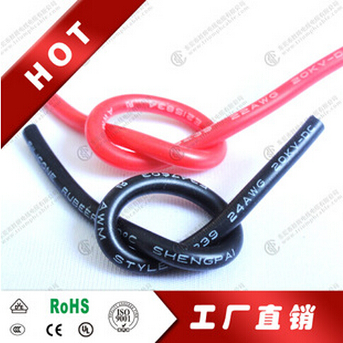 Highly flexible silicone copper wire 1awg 2awg 3awg 4awg 5awg 6awg 7awg 8awg 9awg in stock