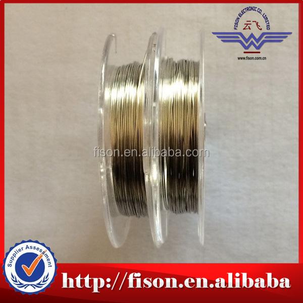 Vapor Tech Non Resistance Wire Pure Nickel Ni200