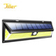 180 led Solar light outdoor pir motion sensor garden home waterproof IP65 security light for wall