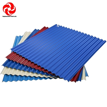 2017 Hot Sale Corrugated Tin Roofing Sheets In Myanmar Market