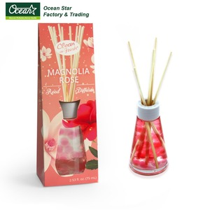 75ml perfume/ car air freshener/new aroma reed diffuser