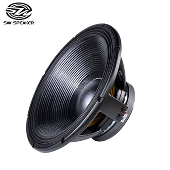 "L18P400 with voice coil Ferrite drivers lf 460mm 8 ohm aes 1000w cheap 18 inch woofer speaker+ 18"" 2000w woofer(RMS)"