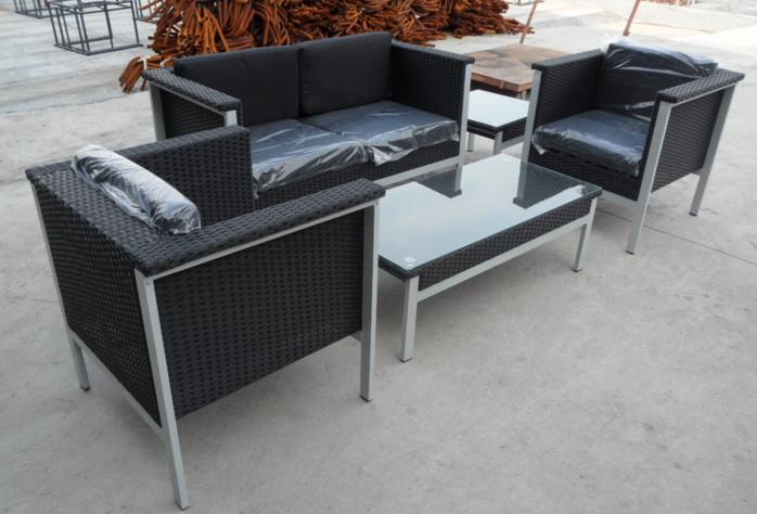 New design garden oasis patio furniture with high quality CMAX-SS063