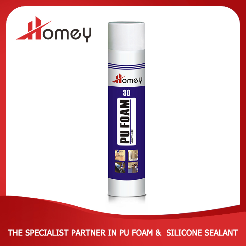 Homey 30 construction pu foam chemical
