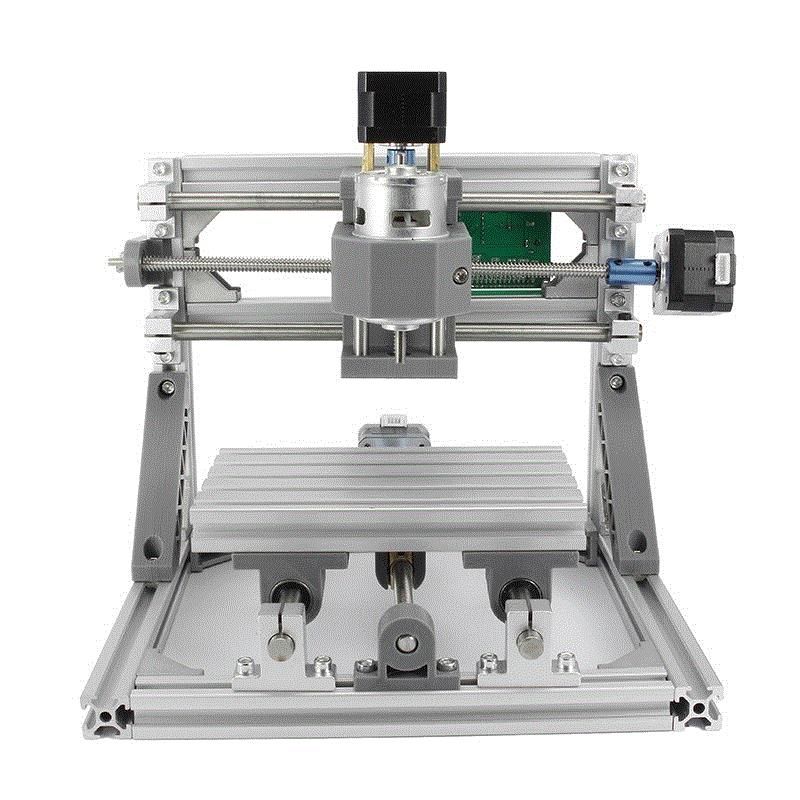 GRBL control Diy <strong>CNC</strong> 1610 machine 3 Axis Pcb Pvc Milling machine Wood Router Carving Engraver