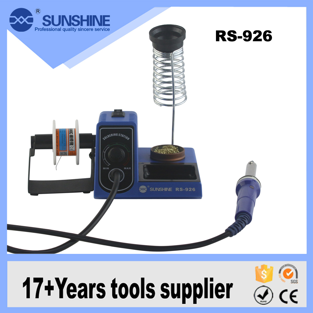 220V Solder Iron Advanced Lead Free Digital Electric Soldering Station