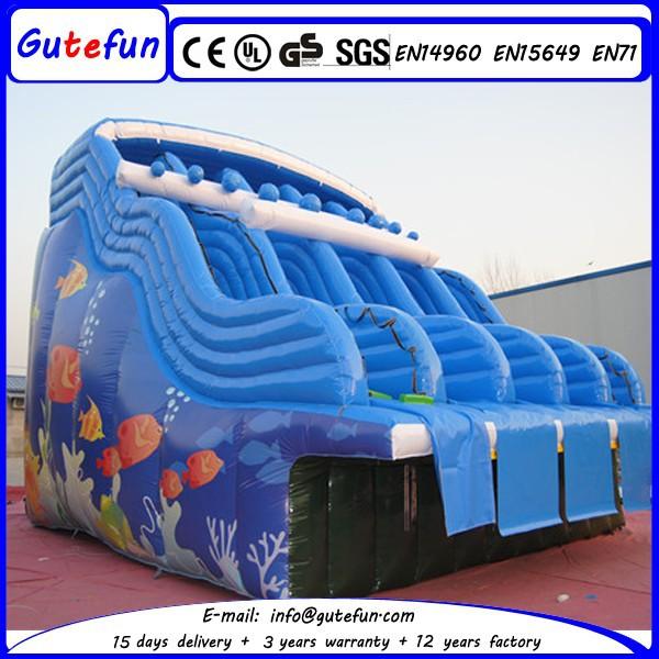 Supply adultes enfants utilis natation toboggan de la - Toboggan pour piscine hors sol intex ...