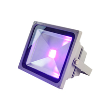 Party Black Lamp Curing Ultra Violet Purple 365Nm 395Nm 405Nm 30W 50W 100W 150W Led Uv Flood Light With Ip65 Waterproof