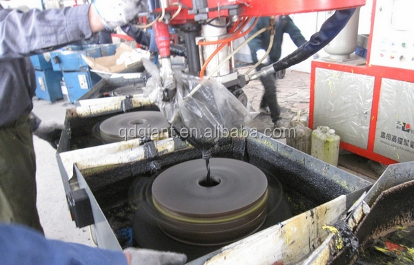 PU foam wheel 3.00-8 13x3 rubber wheel