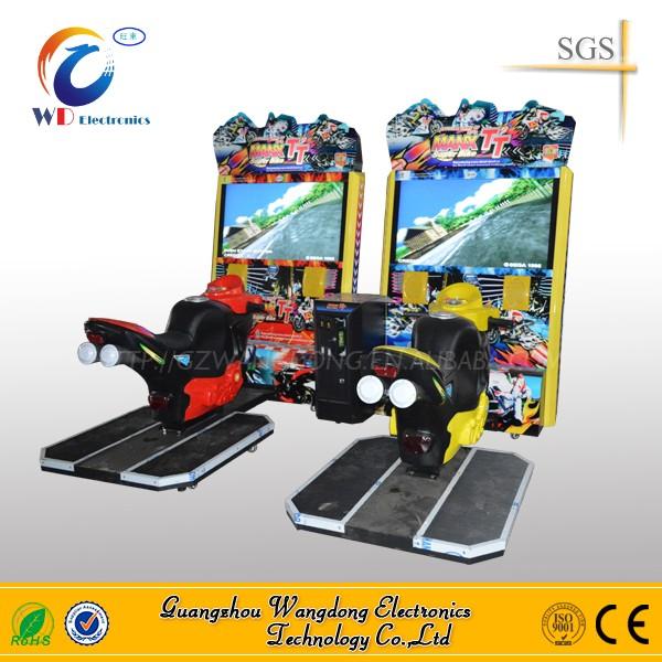 Moto Gp Simulator Arcade Game Machine/super Car Racing Games ...
