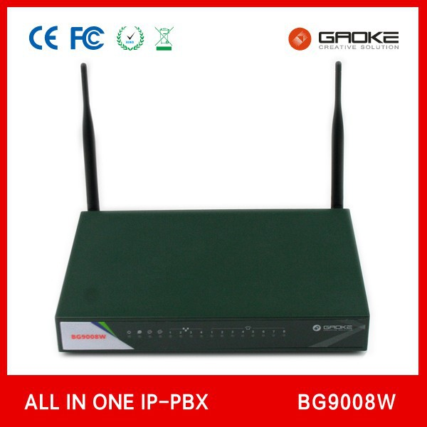 WIFI PABX Compatible with Yealink Grandstream ATcom IP PHONE