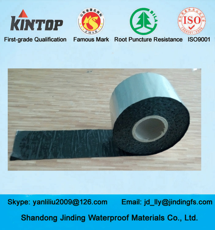 repair tape bitumen tar sealing eaves roof 50mm*10m waterproof selant tape