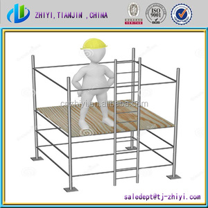 Factory supply directly H.D.Galvanzied metaltech scaffold with scaffold plank&scaffold frames