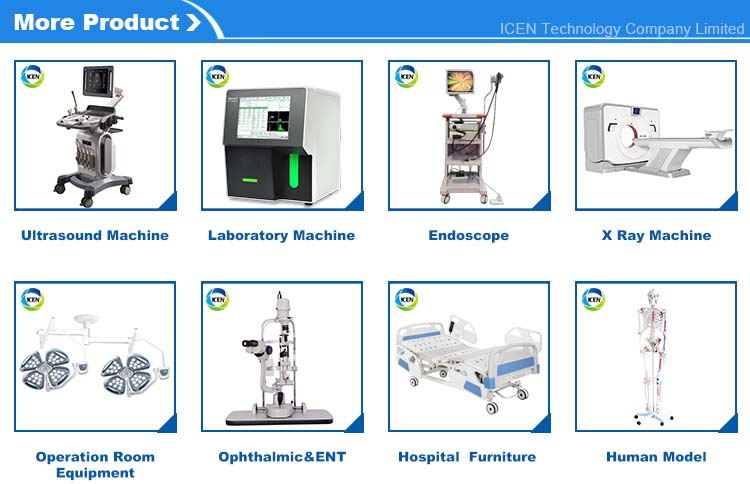 IN-D5000 High frequency digital radiography system 40KW 500mA  X-ray Machine