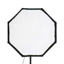 Professing 120 cm Wit Opvouwbare Beauty Softbox met <span class=keywords><strong>Bowens</strong></span> <span class=keywords><strong>Mount</strong></span> voor Studio Flitslicht met Honingraat