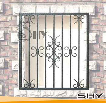 House Design Solid Steel Security Bars
