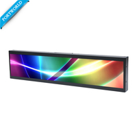 Ultra Wide 37 Inch Monitor / Ultra-Wide Stretched Bar Type LCD Display