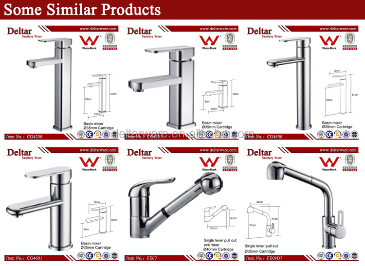 Deltar sanitary ware best design australian kitchen mixer, Hot ...