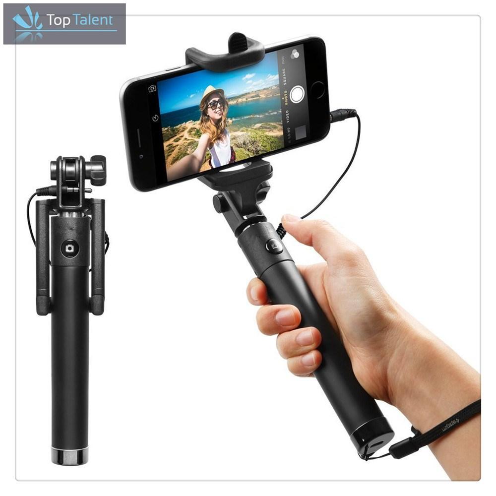 pocket selfie stick multi color cable monopod portable camera tripod for iphone se buy pocket. Black Bedroom Furniture Sets. Home Design Ideas