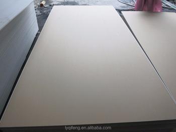 Tapered Edge Gypsum Board