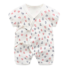 Baby Summer Romper Wholesale Blank Dress Romper Baby Clothes