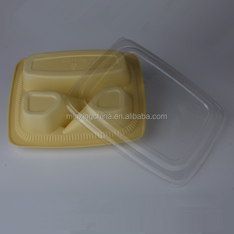 microwavable <strong>plastic</strong> take away container 750 ml with and without lids