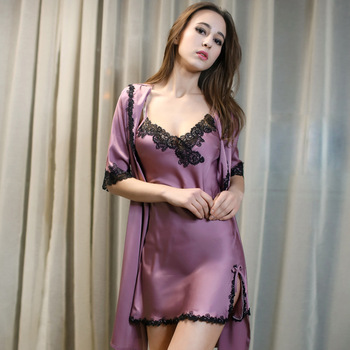 Something Women s sexy night clothes think