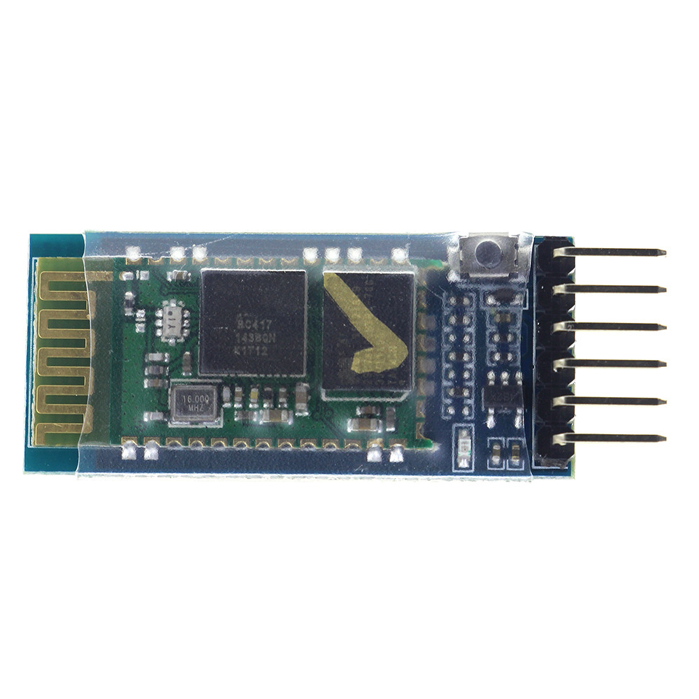 HC-05 Wireless Bluetooth Serial Transceiver Pass-Through Module Slave Master 6 Pin Serial <strong>Communication</strong>