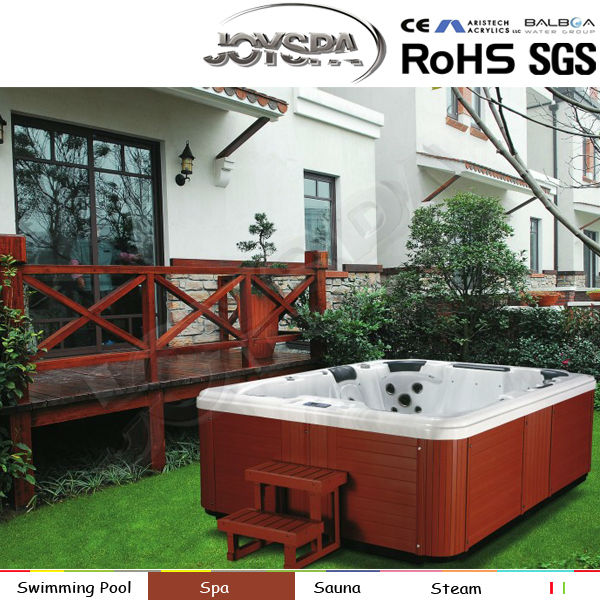 Cheap outdoor whirlpool bath