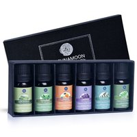 Private label wholesale OEM custom The Premium essential oil set Leave-in Conditioner & Softener essential oil