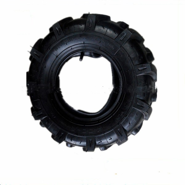 Qingdao wheel tractor,trailer tire,4.00x8 air wheel