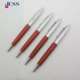 Hot Sales Wooden Ball Point Pen with Metal Part for Promotional