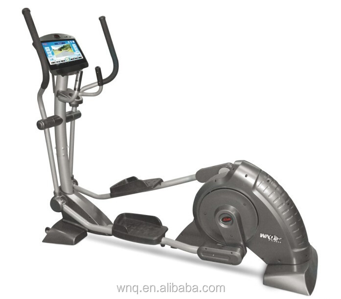 F1-8618B-TV3 /Commercial Elliptical Machine (with 15.6 inch touch TV)