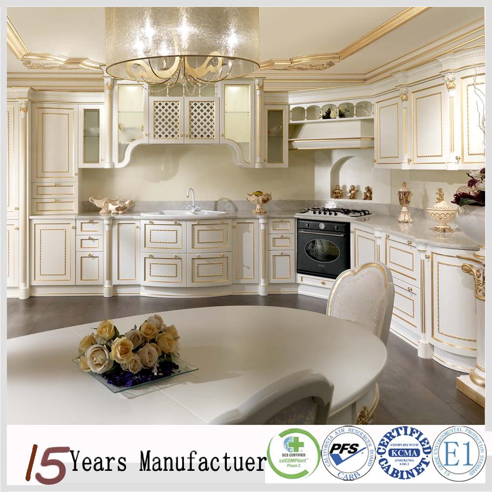 Amazing Solid Wood Style New Luxury Custom European Kitchen Cabinets Wholesale Buy European Kitchen Cabinets Wholesale Custom Kitchen Cabinets New Luxury Beutiful Home Inspiration Aditmahrainfo
