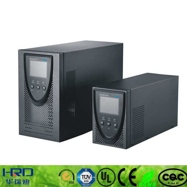 Lightening protection high frequency online ups 2kva 208v power supply