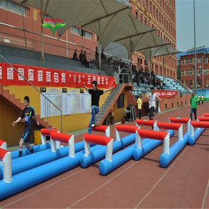 Outdoor Toys Games Child Adult Inflatable Obstacle Course, Commercial Inflatable Floating Obstacle