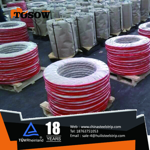 whole sell packing used steel strapping band