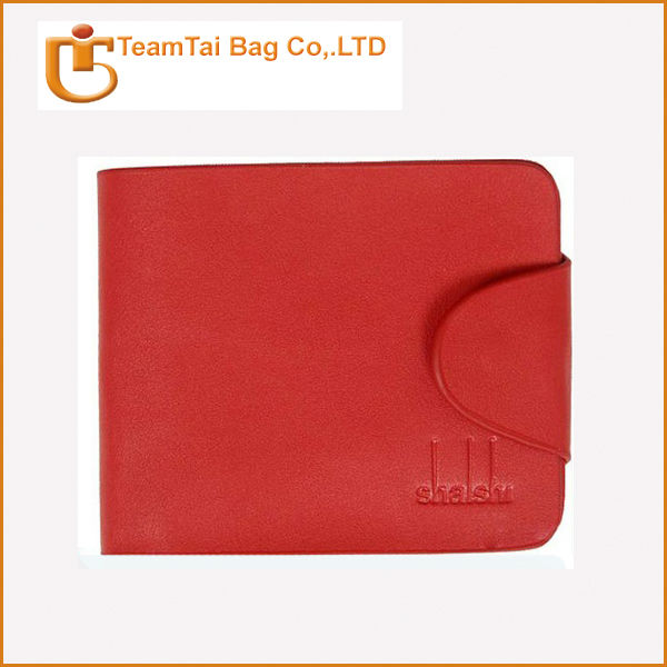 2013 newly arrival genuine leather wallet