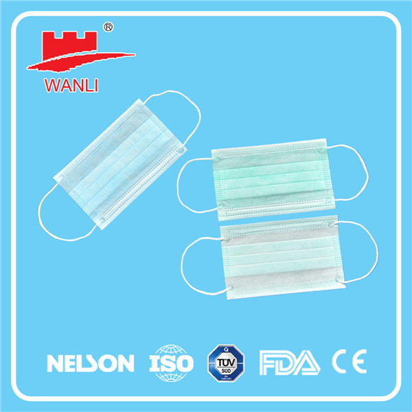 CE/ISO Disposable face mask,machine face mask,face mask with design