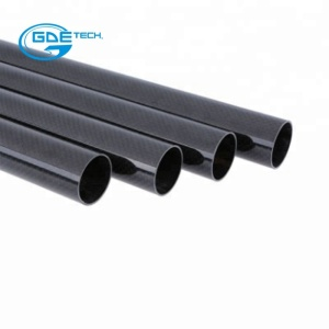 high strength post tension carbon fiber tube