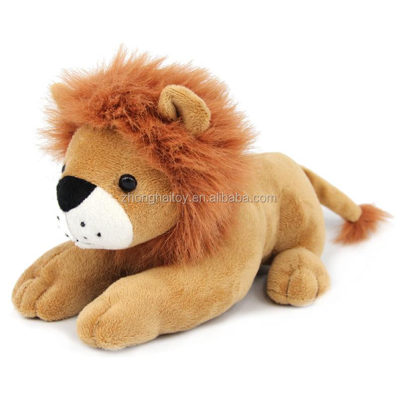 Plush Lion Large Vivid Lion King Stuffed Animals Plush Jungle