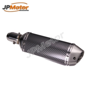 JPMotor modified escape motorcycle stainless steel exhaust muffler pipe