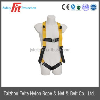 Full Body Harness. Standards. Ce En 361